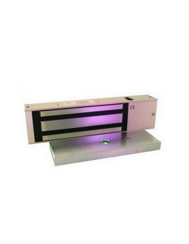 Ventouse rectangulaire, 550 kg, pose en applique